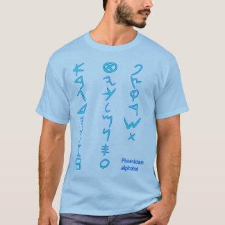 Phoenician alphabet T-Shirt