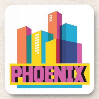 Phoenix, Arizona | Neon Skyline Coaster