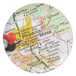 Phoenix, Arizona Plate