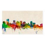 Phoenix Arizona Skyline Cityscape Pack Of Standard Business Cards