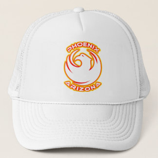 Phoenix, Arizona Trucker Hat