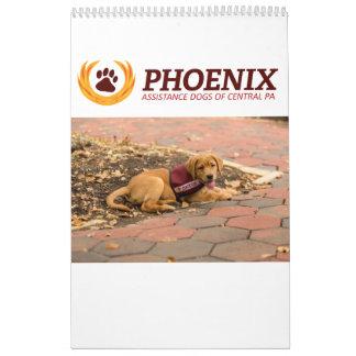 Phoenix Assistance Dogs Calendar