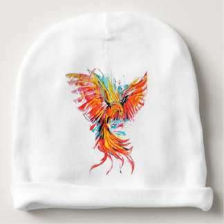 phoenix baby beanie