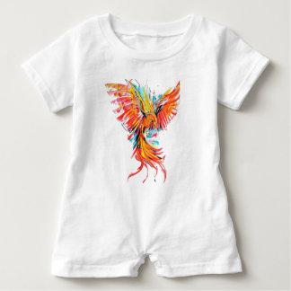 phoenix baby romper