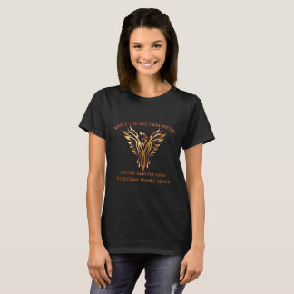 Phoenix Bird Rise from the Ashes Women's T-Shirt