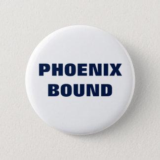 PHOENIX BOUND 2 INCH ROUND BUTTON