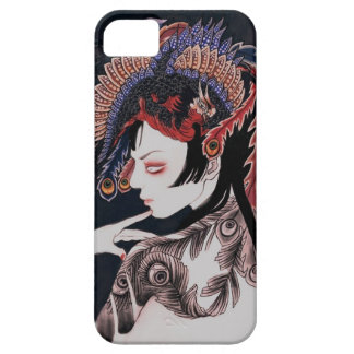 phoenix china style iPhone 5 cover