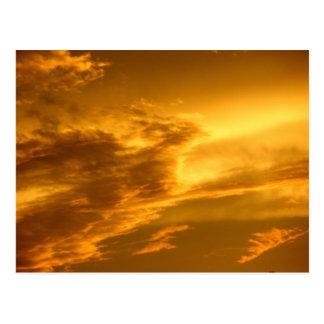 Phoenix Cloud Postcard