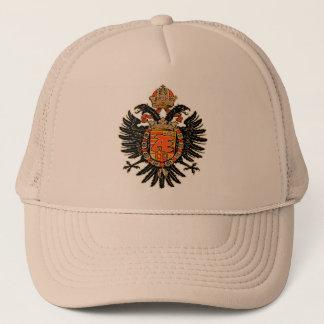 Phoenix Crest Heraldic Ænigma Graphic Design Trucker Hat