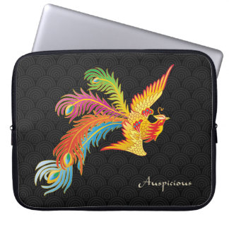 Phoenix Design Neoprene Laptop Sleeve 15inch Black