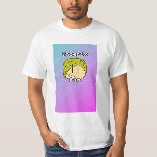 Phoenix fam tee shirt