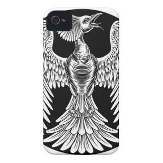 Phoenix Fire Bird Design iPhone 4 Cover