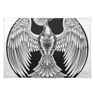 Phoenix Fire Bird Design Placemat