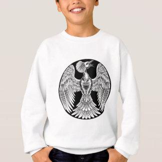 Phoenix Fire Bird Design Sweatshirt