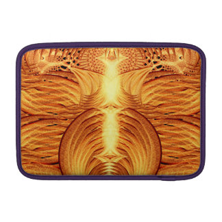 Phoenix Fire MacBook Sleeves