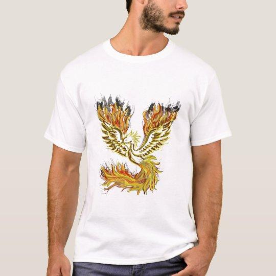 Phoenix Fire Style T-Shirt