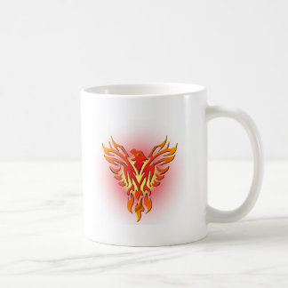 Phoenix Firebird Coffee Mug