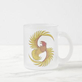 Phoenix Frosted Mug