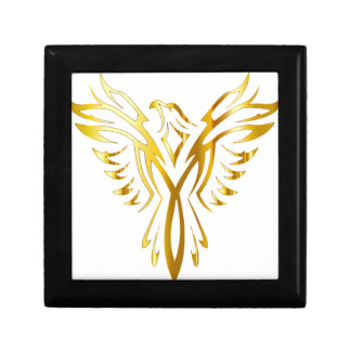 phoenix gold gift box