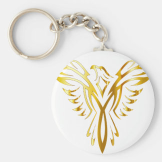 phoenix gold keychain