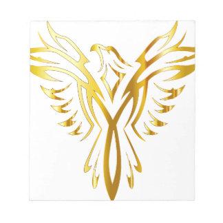 phoenix gold notepad