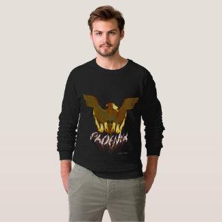 Phoenix Golden Men's Raglan Sweatshirt