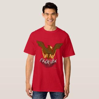 Phoenix Golden Men's Tall T-shirt