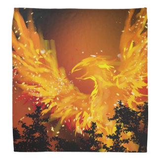 Phoenix in Flight Bandana