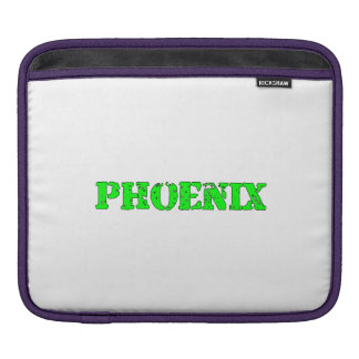 Phoenix iPad Sleeve
