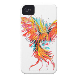 phoenix iPhone 4 cover
