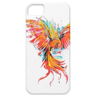 phoenix iPhone 5 cover