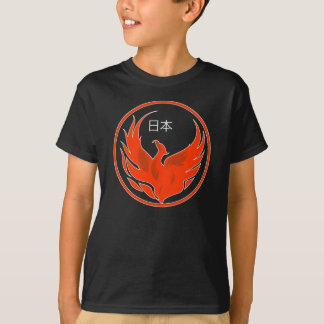 Phoenix: Japan Earthquake 2011 Relief T-Shirt