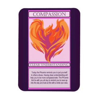 Phoenix Magnet - Compassion