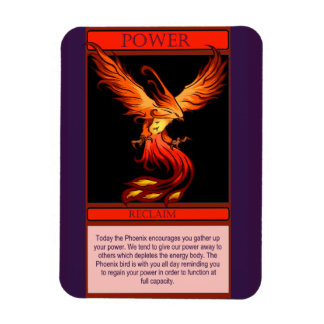 Phoenix Magnet - Power