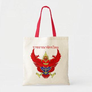Phoenix Mythical Thai Figure Tote Bag
