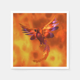 Phoenix Paper Napkin