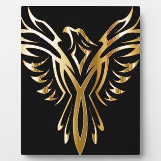 phoenix- plaque