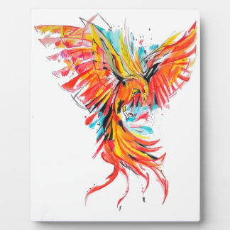 phoenix plaque