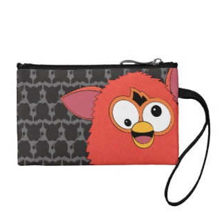 Phoenix Red Furby Coin Purse