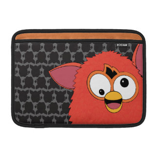 Phoenix Red Furby MacBook Air Sleeves