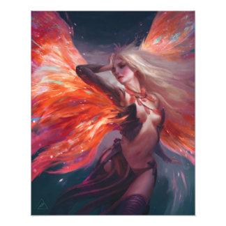 Phoenix Rising Art Print Photo Print