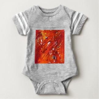 Phoenix Rising Baby Bodysuit
