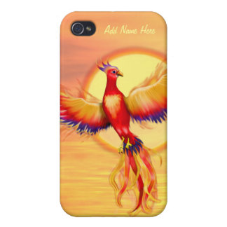 Phoenix Rising Case For The iPhone 4