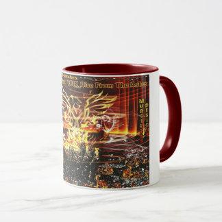 Phoenix Rising Drinkware Mug