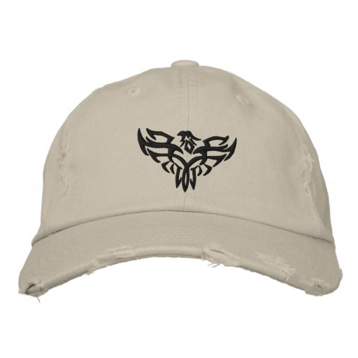 Phoenix Rising - Hat Embroidered Hat