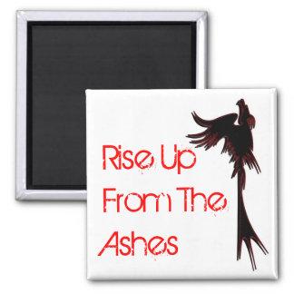 Phoenix Rising Magnet