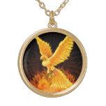 Phoenix Rising Necklace / Locket Jewellery