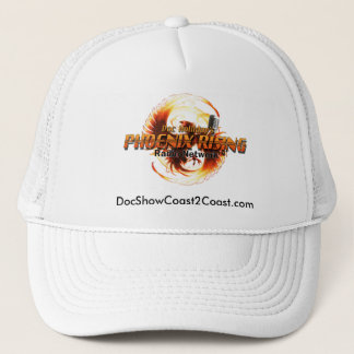 Phoenix Rising Radio Network Hat