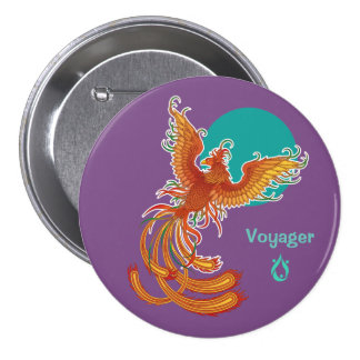 Phoenix Voyager Large Button