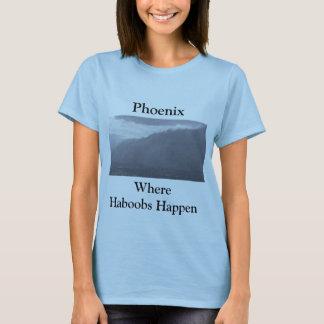 Phoenix Where Haboobs Happen T-Shirt